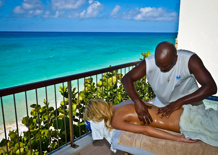 St Martin Massage